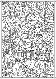 Welcome to Dover Publications Dover Coloring Pages, Pattern Coloring Pages, Adult Coloring Book Pages, Doodle Coloring, Coloring For Kids, Free Coloring, Creative Haven Coloring Books, Dover Publications, Graphics Fairy