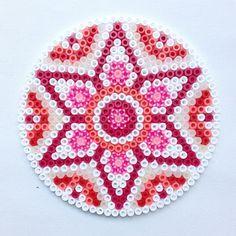 Mandala perle à repasser
