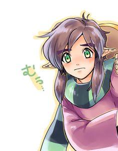 Ravio from The Legend of Zelda: A Link Between Worlds