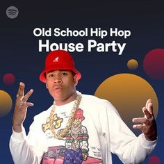 Welcome to the ultimate Old School Hip Hop House Party.... Photo: LL Cool J