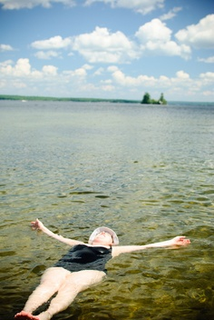 Sebago Lake. This is what a Maine summer looks like. Jealous?