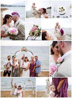 Pink Wedding in Crete Wedding on the Beach Crete, Real Weddings, Wedding Planner, Beach, Pink, Image, Wedding Planer, The Beach, Beaches