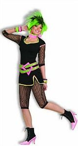 80s New Wave Costume for Women