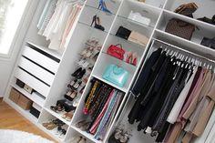 a lady's dream closet