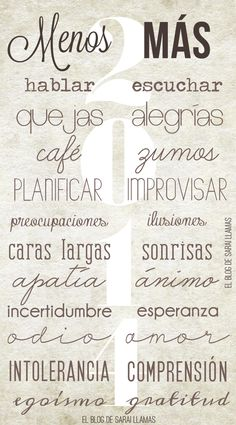 más sonrisas y #tolerancia  y menos de otras cosas #sonrie #buenosdias #frases #verdades
