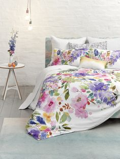 Wisteria Collection-new duvet cover