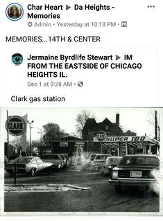 Free Genealogy Search, Chicago Heights, Gas Station, Illinois, Usa, U.s. States