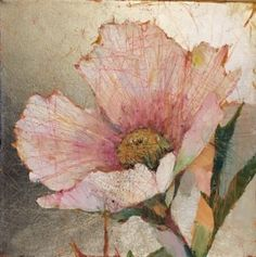 Garden Painting, Painting & Drawing, Abstract Flowers, Botanical Art, Painting Inspiration, Collage Art, Flower Art, Sea Paintings, Art Projects