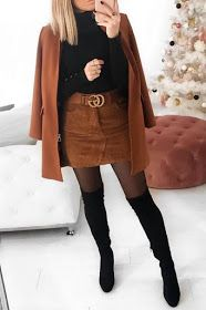 The Fashion Trends of Fall-Winter 2019 Winter Mode The Fashion Trends of Fall-Winter 2019 - Best Trends Winter Trends, Fall Fashion Trends, Latest Fashion Trends, Trending Fashion, Winter Outfits Women, Fall Outfits, Casual Outfits, Winter Outfits 2019, Outfits 2016