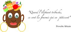 #inkscape #proverbeafricain