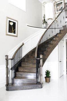 idée déco pour escalier intérieur