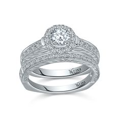 Classic Engagement Ring | Wedding | Love
