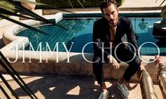 Jimmy Choo Captures California Glamour for Spring Ad