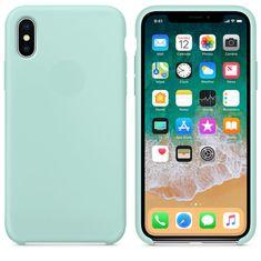 iPhone 6s Plus / 6 Plus Original Silicone iPhone Case - Marine Green / iPhone 6s Plus / 6 Plus