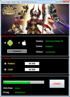 12 Best Seven Knights MOD APK images in 2018 | Seven knight