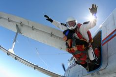 Saut en Parachute - 5 bonnes raisons de sauter