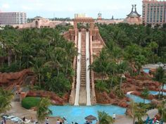 Looks Awesome!!    Atlantis Aquaventure Water Park, Paradise Island, Bahamas