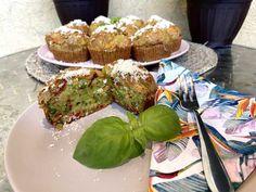 mafini-od-tikvica-spremni-za-20-minuta-video Avocado Toast, Zucchini, Muffin, Breakfast, Food, Morning Coffee, Muffins, Cupcake, Meals