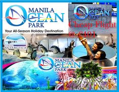 Check out our great range of #cheapflight deals on traveljunction.co.uk and make your trip to Manila Ocean Park. It is truly an unforgettable visit. Book tickets now and see what you can save and enjoy this trip with your family and kids. Go online & book your flight now #cheapflightmanila @ £401 from www.traveljunction.co.uk