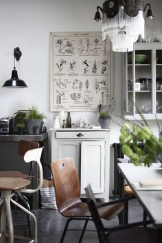 my scandinavian home: Kitchen
