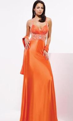 orange-long-prom-gown-evening-formal