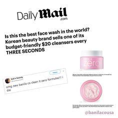 Clean It Zero Cleansing Balm doubles as a make-up remover and skin cleanser @oliviaelgart @laurhouse  #banilacousa #skincareformakeup #beautifulisrightnow #hellobeautiful #cleansingisboring #parabenfree #cleanitzero #kbeauty #koreanbeauty #skincare #beautyjunkie #summer #makeupjunkie #beautyblog #healthyskin #makeupcollection #makeupaddict #makeupremover #skincareroutine #facialoil