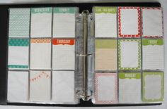 Make Ideas Happen: Project Life: Free Journaling Cards