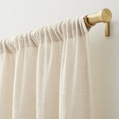 "Lindstrom Ivory 48""x108"" Curtain Panel 
