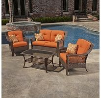 $699 outdoor seating set