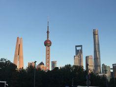 Aterrizando: En Shanghai, la ciudad del futuro