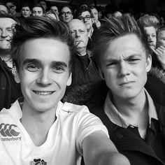 Joe Sugg, Caspar Lee
