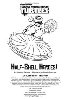 zombie ninja turtle coloring pages - photo#25