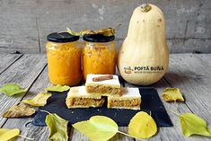 Rețetă de prăjitură cu dovleac, nucă și foi fragede, o rețetă veche #retete #reteteculinare #poftabunacuGinaBradea #reteteleGinei Romanian Food, Pear, Cooking Recipes, Cakes, Sweets, Food Cakes, Pastries, Pears, Torte