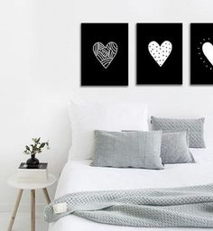 Recursos para cambiar de habitación: de niños a adolescentes – Deco Ideas Hogar Diy Home Decor Bedroom, Bedroom Art, Diy Wall Decor, Girls Bedroom, Home Decor Rustic Country, New Room, Girl Room, Room Inspiration, Foyer