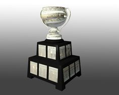 The Calder Cup - awarded to the American Hockey League's playoff champion.