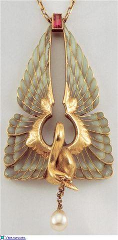 Art Nouveau jewellery. Philippe Wolfers (1858 - 1929). Комментарии : LiveInternet - Российский Сервис Онлайн-Дневников