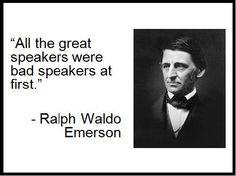 A handy dandy public speaking tip :)