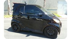 Bat Smart Car - Newskool | Barris Kustom Industries