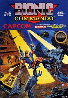 Bionic Commando: NES