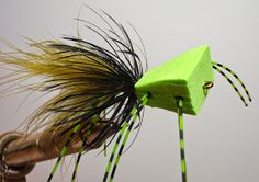 """Zudbubbler"" Bass Popper"