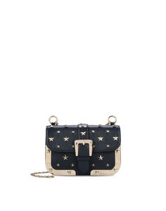 RED Valentino Cross Body Bag With All Over Stars - Shoulder Bag Women | RED Valentino E-Store
