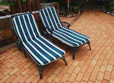 Outdoor Furniture Chair Cushions - Home Furniture Design Outdoor Furniture Chairs, Patio Furniture Cushions, Patio Chair Cushions, Outdoor Cushions, Patio Chairs, Home Furniture, Furniture Design, Martha Stewart Patio Furniture, Outdoor Cover