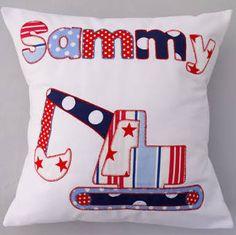 baby boy cushions - Google Search