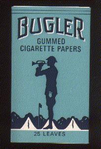 Bugler Cigarette Papers 1925-wem