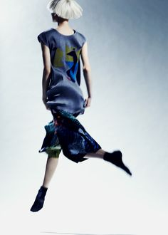 Issey Miyake comes into focus in our Pleats Please editorial.