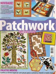 Patchwork Especial - Ano 1 - nº 5 - Alexandra Rocha - Álbumes web de Picasa