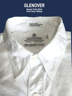 Glenover Regular Collar Shirts
