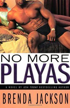 No More Playas by Brenda Jackson