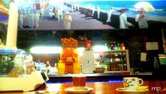 Cafetería de Los Indianos
