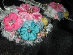 aksesoris jilbab pengantin pesta - jual headpiece hijab kain cantik  (5)